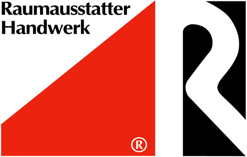 raumausstatter handwerk logo. Black Bedroom Furniture Sets. Home Design Ideas